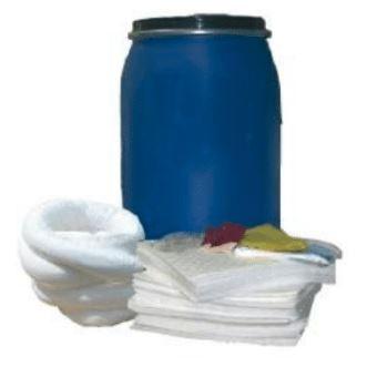 Kit absorbant antipollution de 60 à 320 litres