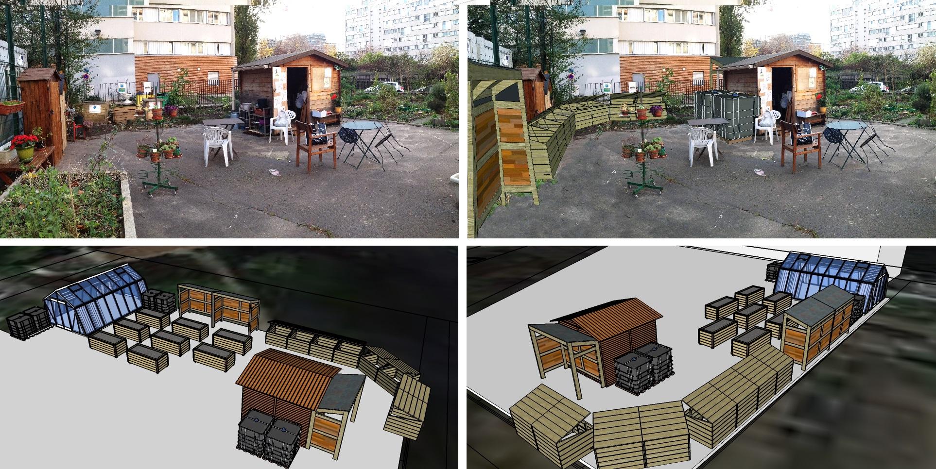 Conception et réalisation d'un projet de compostage par Neobab